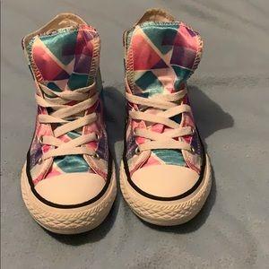 Girl's Custom Converse Shoe